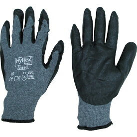 アンセル Ansell アンセル 軽作業用手袋 ハイフレックス 11−801 LLサイズ 11-801-10