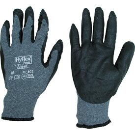 アンセル Ansell アンセル 軽作業用手袋 ハイフレックス 11−801 Lサイズ 11-801-9