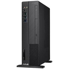 ASUS エイスース D6414SFF-I79700T デスクトップパソコン ExpertPC ブラック [モニター無し /SSD:512GB /メモリ:8GB /2019年11月モデル][D6414SFFI79700T]