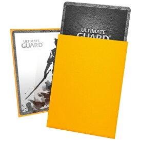 アルティメットガード Ultimate Guard KATANAスリーブ スタンダードサイズ 黄(100枚入り)