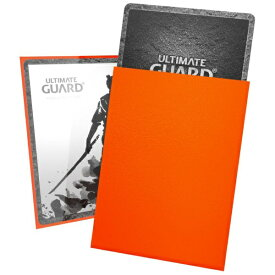 アルティメットガード Ultimate Guard KATANAスリーブ スタンダードサイズ オレンジ(100枚入り)