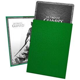 アルティメットガード Ultimate Guard KATANAスリーブ スタンダードサイズ 緑(100枚入り)