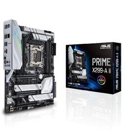 ASUS エイスース マザーボード PRIME X299-A II [ATX /LGA2066][PRIMEX299A_II]