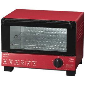 日立 HITACHI オーブントースター レッド HTO-CT35-R[HTOCT35]