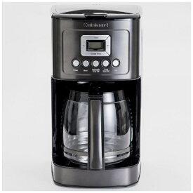 クイジナート Cuisinart 14カップ ドリップ式コーヒーメーカー ブラックステンレス DCC3200KJ[DCC3200KJ]