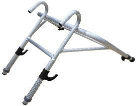 ミツル 強化フック型 ハシゴ用アタッチメント リリーフ・ロング 【 日本製 】 1個箱入り 6720042