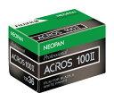【2019年11月22日発売】 富士フイルム FUJIFILM ネオパン100 ACROS II(アクロス2)35mmサイズ 135-36枚撮