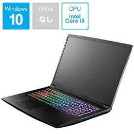 サードウェーブ THIRDWAVE GN50G165D7 ゲーミングノートパソコン GALLERIA [17.3型 /intel Core i5 /HDD:1TB /SSD:256GB /メモリ:16GB /2019年11月モデル][GN50G165D7]