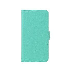 ラスタバナナ RastaBanana PB iPhone11 Pro SFA調落下防止手帳ケース BKS132IP958BO アクアグリーン