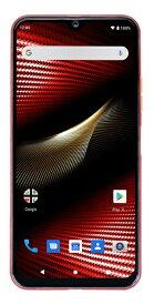 PUP Mode 1 RR ブラック「MD04PK」6.3型・メモリ/ストレージ:4GB/64GB microSIMx1 nanoSIMx1 DSDV対応 docomo/au/ソフトバンクSIM対応 SIMフリースマートフォン[スマホ 本体 新品][MD04PK]