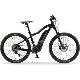 ヤマハ YAMAHA 【eバイク】 27.5×2.25型 電動アシストMTB YPJ-XC(Mat Black 2/外装11段変速)【Sサイズ/2020年モデル】【組立商品につき返品不可】 【代金引換配送不可】