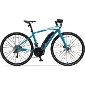 ヤマハ YAMAHA 【eバイク】 700×35C型 電動アシストロードバイク YPJ-EC(Aqua Cyan/外装18段変速)【Lサイズ/2020年モデル】【組立商品につき返品不可】 【代金引換配送不可】