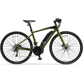 ヤマハ YAMAHA 【eバイク】 700×35C型 電動アシストロードバイク YPJ-EC(Deep Forest/外装18段変速)【Mサイズ/2020年モデル】【組立商品につき返品不可】 【代金引換配送不可】