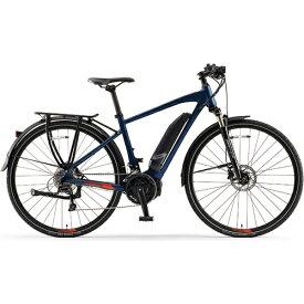 ヤマハ YAMAHA 【eバイク】 700×35C型 電動アシストロードバイク YPJ-TC(Mat Dark Blue/外装18段変速)【Sサイズ/2020年モデル】【組立商品につき返品不可】 【代金引換配送不可】