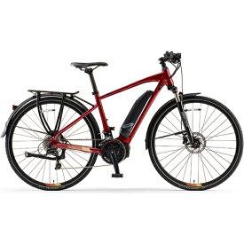 ヤマハ YAMAHA 【eバイク】 700×35C型 電動アシストロードバイク YPJ-TC(Dark Metalic Red/外装18段変速)【Sサイズ/2020年モデル】【組立商品につき返品不可】 【代金引換配送不可】