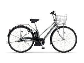 ヤマハ YAMAHA 27型 電動アシスト自転車 PAS CITY-SP5 (ミラーシルバー/内装5段変速) 20PA27CS5【2020年モデル】【組立商品につき返品不可】 【代金引換配送不可】