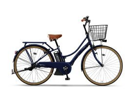 ヤマハ YAMAHA 26型 電動アシスト自転車 PAS Ami(マットネイビー/内装3段変速) 20PA26A【2020年モデル】【組立商品につき返品不可】 【代金引換配送不可】