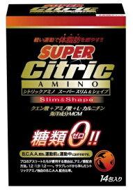 メダリストジャパン MEDALIST JAPAN シトリックアミノ スーパースリム&シェイプ(6g×14包) 8096
