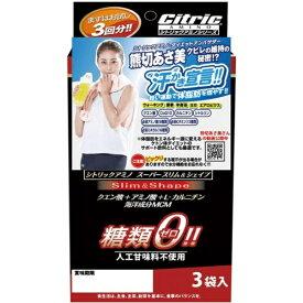 メダリストジャパン MEDALIST JAPAN シトリックアミノ スーパースリム&シェイプ(6g×3包) 8263