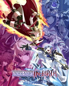 アークシステムワークス ARC SYSTEM WORKS UNDER NIGHT IN-BIRTH Exe:Late[cl-r]【PS4】