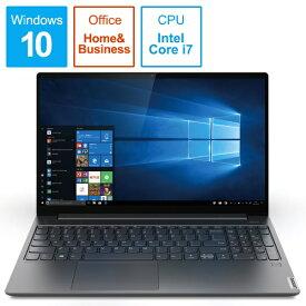レノボジャパン Lenovo 81NX001TJP ノートパソコン YOGA S740 アイアングレー [15.6型 /intel Core i7 /SSD:512GB /メモリ:16GB /2019年11月モデル][81NX001TJP]