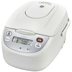 タイガー TIGER JBH-G102-W 炊飯器 炊きたて ホワイト [5.5合 /マイコン][JBHG102]