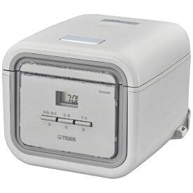 タイガー TIGER JAJ-G550-HA 炊飯器 炊きたて tacook(タクック) アッシュグレー [3合 /マイコン][JAJG550]