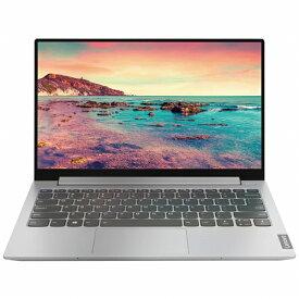 レノボジャパン Lenovo 81UM0029JP ノートパソコン ideapad S340 プラチナグレー [13.3型 /intel Core i5 /SSD:512GB /メモリ:8GB /2019年10月モデル][81UM0029JP]