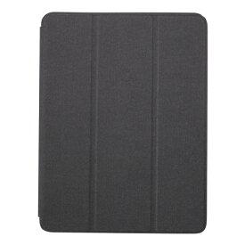OWLTECH オウルテック 10.2インチ iPad(第7世代)用 ペンホルダー付きケース OWL-CVIB10201-BK ブラック