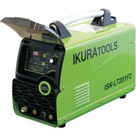 育良精機 IKURA TOOLS 育良 ライトティグISK−LT201F2(40065) ISK-LT201F2