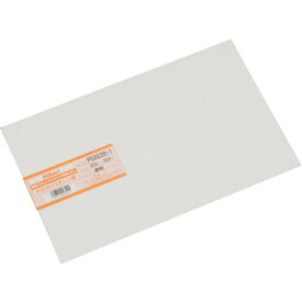 光 光 ポリスチレン板 透明 200×300×0.5mm PS2035-1