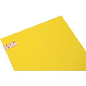 光 HIKARI 光 ポリスチレン板 黄 600×900×0.5mm PS9065-5