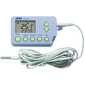 A&D エー・アンド・デイ A&D デジタル温度データロガー(外部温度センサー付き) AD-5326TT[AD5326TT]