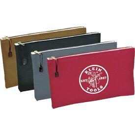 KLEIN TOOLS クラインツールズ KLEIN ツールポーチ 4個セット(茶、黒、灰、赤) 5141