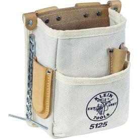 KLEIN TOOLS クラインツールズ KLEIN ツールポーチ 5ポケット ホワイト 5125