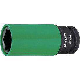 HAZET社 ハゼット HAZET インパクト用ロングホイールナットソケットレンチ(6角・12.7mm) 903SLG-22