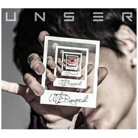 ソニーミュージックマーケティング UVERworld/ UNSER 初回生産限定盤A【CD】
