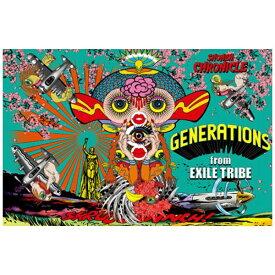 エイベックス・エンタテインメント Avex Entertainment GENERATIONS from EXILE TRIBE/ SHONEN CHRONICLE(DVD付) 初回生産限定盤【CD】