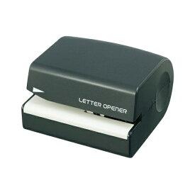 プラス PLUS レターオープナー OL-001 ブラック