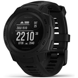 GARMIN ガーミン 010-02064-82 INSTINCT Tactical Black[100206482]