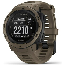 GARMIN ガーミン 010-02064-92 INSTINCT Tactical Coyote Tan[100206492]