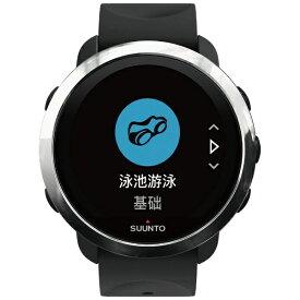 スント SUUNTO SS050067000 SUUNTO 3 G1 ZH BLACK スント3 SS050067000 国内限定販売 中国語対応モデル(日本正規品) ブラック[SS050067000]