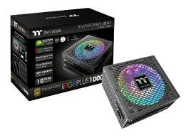 THERMALTAKE サーマルテイク PC電源 TOUGHPOWER DIGITAL iRGB PLUS 1000W GOLD PS-TPI-1000F3FDGJ-1 [1000W /ATX /Gold]