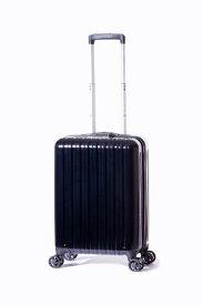 A.L.I アジア・ラゲージ スーツケース ハードキャリー 35L マットブラック ALI-9327-18 [TSAロック搭載]
