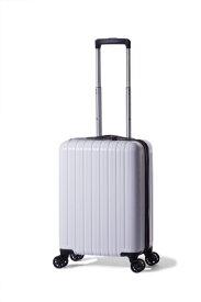 A.L.I アジア・ラゲージ スーツケース ハードキャリー 35L マットホワイト ALI-9327-18 [TSAロック搭載]