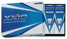 ダンロップ ゼクシオ DUNLOP XXIO ゴルフボール ゼクシオ イレブン ホワイト XNELEWH [3球(1スリーブ) /ディスタンス系]
