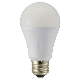 オーム電機 OHM ELECTRIC LED電球 E26 60形相当 LDA8L-G/DAS20 電球色