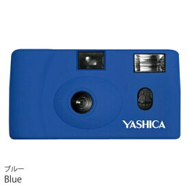YASHICA ヤシカ 【フィルムカメラ】YASHICA MF-1 Camera Blue with Yashica 400 ブルー
