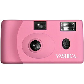 YASHICA ヤシカ 【フィルムカメラ】YASHICA MF-1 Camera Pink with Yashica 400 ピンク