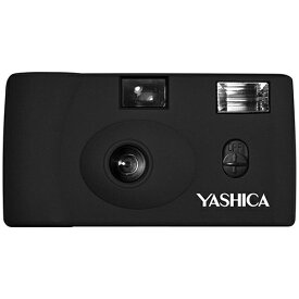 YASHICA ヤシカ 【フィルムカメラ】YASHICA MF-1 Camera Black with Yashica 400 ブラック